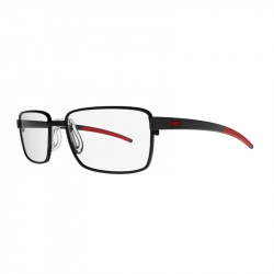 HB 0285 Graph Matte Black/Red
