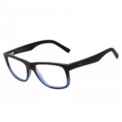 HB Ozzie Teen Matte Fade Black and Blue